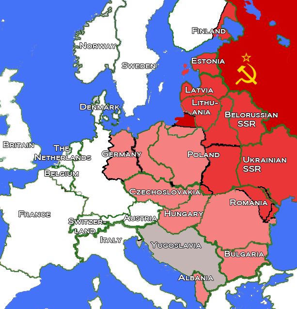 Episode 33 The Soviet Empire 1944 1953 History Of The Cold