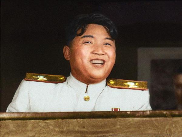 Kim Il Sung Leichnam