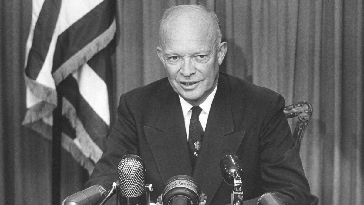 Dwight D Eisenhower History Of The Cold War Podcast